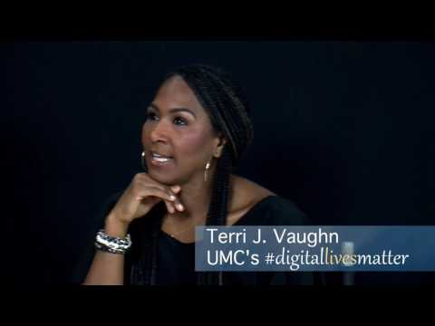 Terri J. Vaughn All Access With Vince Bailey : The Making of DigitalLivesMatter