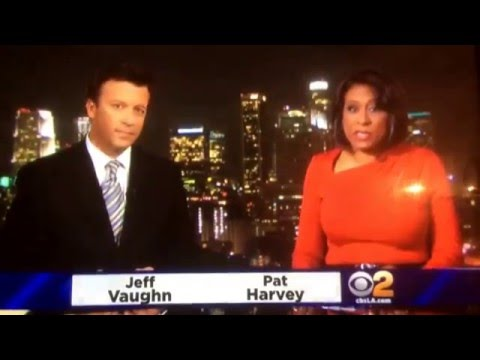 KCBS CBS 2 News at 11pm teaser and open March 29, 2016