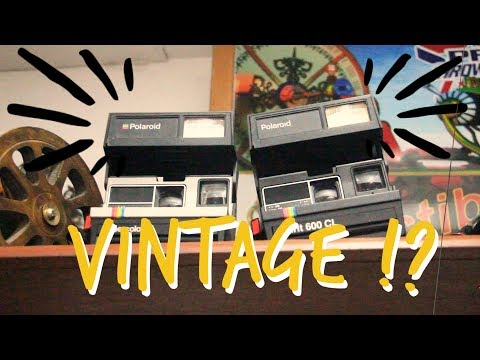 Hidden Treasure Hall! Vintage Cameras & More | Alicia M. (Philippines)