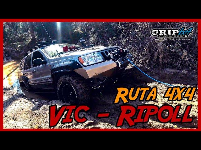 RUTA 4x4 OffRoad VIC - RIPOLL