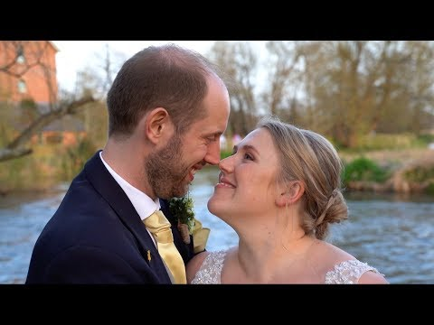 Emily & Pete's Sopley Mill Wedding Highlight Film