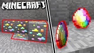 How to FIND RAINBOW DIAMONDS in Minecraft