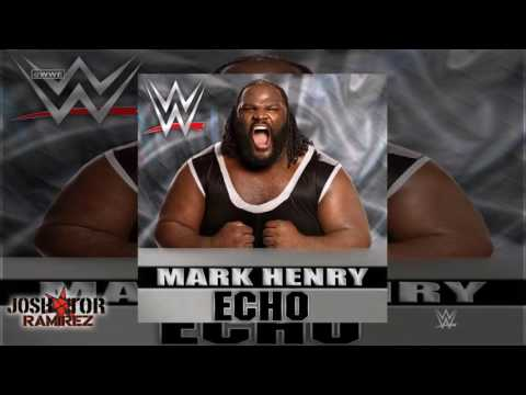 WWE: Echo (Mark Henry) by Bryan New - DL with Custom Cover