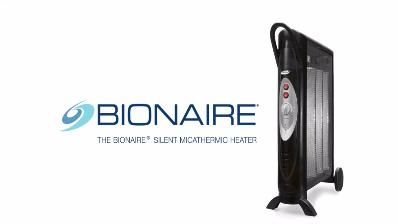 Bionaire Micathermic Console Heater Youtube