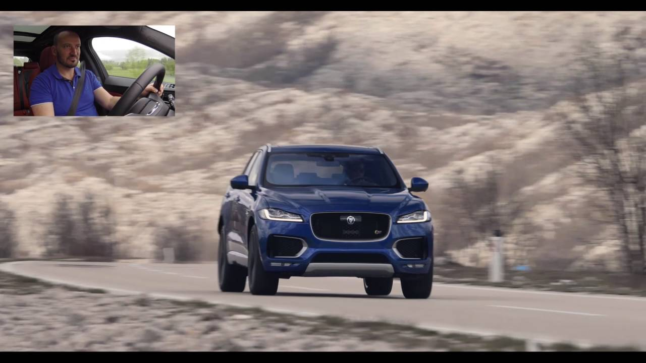 essai jaguar f pace v6 s youtube. Black Bedroom Furniture Sets. Home Design Ideas