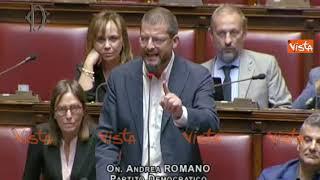 """Romano (PD): """"Non ho mai detto a Businarolo sei incinta, non puoi presiedere"""""""