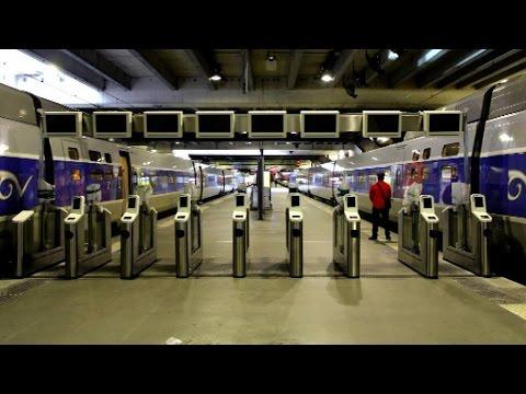 La SNCF déclare la guerre aux fraudeurs avec des nouveaux portiques