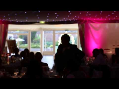 Alan Collis Father of the Bride Speech Part 1