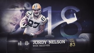 #18 Jordy Nelson (WR, Packers) | Top 100 Players of 2015
