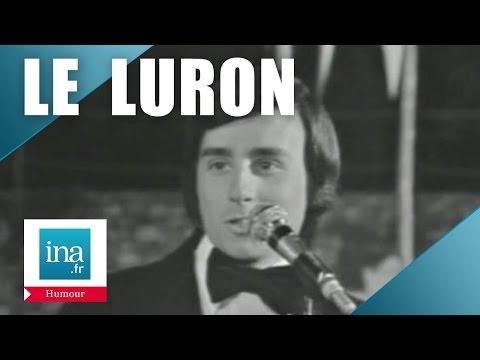 Thierry Le Luron imite Marcel Merkès, Jean Nohain, Dalida  Archive INA