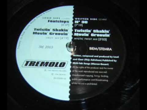 Loud and Clear - Twistin' Shakin' Movin' Groovin' (Mystic Twist Mix)