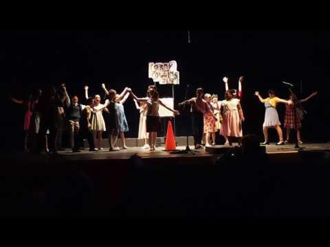 Hairspray Junior as performed by Harper Junior High School
