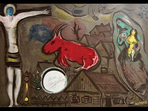 """Marc Chagall & The Bible"" at MVNU"