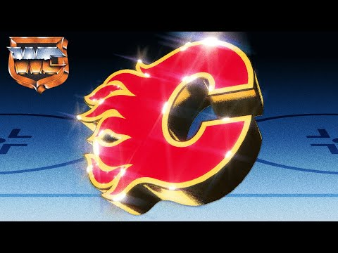 Design History of the Calgary Flames on Winter Class