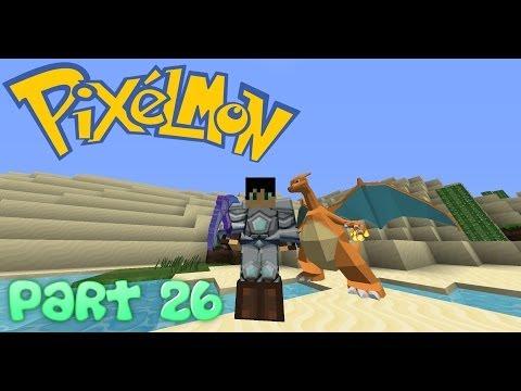 Minecraft Pixelmon Episode 26 'Automatic Apricorn Farm?'