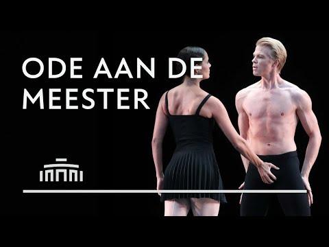 Trailer Ode to the Master - Dutch National Ballet - Hans van Manen