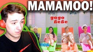 Gambar cover First Reaction to MAMAMOO(마마무) _ gogobebe(고고베베)!