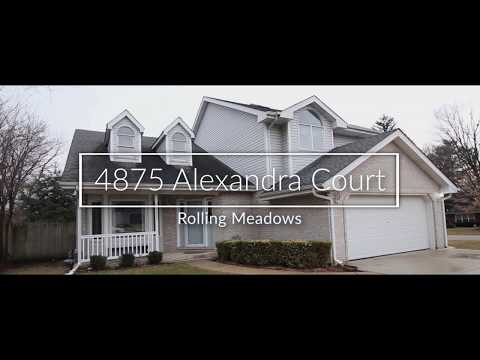 4875 Alexandra Court, Rolling Meadows - The Jane Lee Team