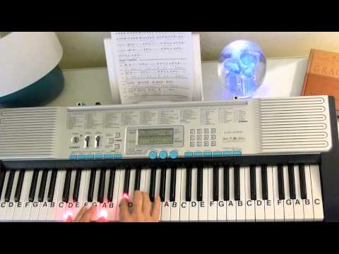 How to Play ~ Silver Bells ~ Classic Christmas Song ~ LetterNotePlayer ©