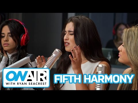Fifth Harmony I'm In Love With A Monster (Acoustic) | On Air With Ryan Seacrest