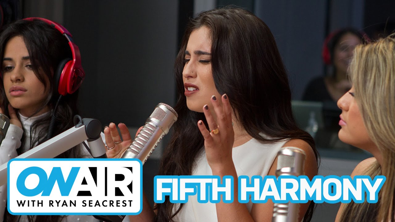 "Fifth Harmony ""I'm In Love With a Monster"" (Acoustic) 