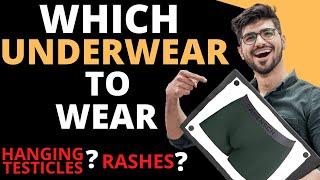 Mens Underwear guide  underwear expert  rashes on body  boxer briefs  Boxer shorts  Sahil Gera