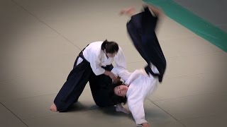 Okamoto Yoko Shihan - 53rd All Japan Aikido Demonstration (2015)