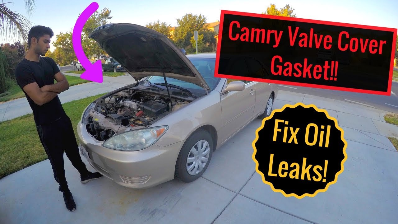 Maxresdefault on Valve Cover Gasket Leak Fix