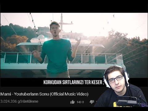 zeoNNN Muhammet'in Youtuberların Sonu Diss Videosunu İzliyor