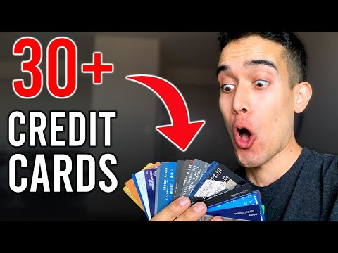 Why I Have 30+ Credit Cards [Churning 101 Fundamentals]