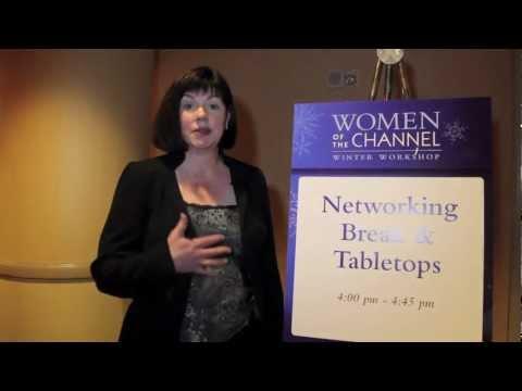 XChange Events' Women Of The Channel Winter Workshop