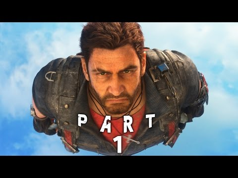 Just Cause 3 Walkthrough Gameplay Part 1 - Intro - Campaign Mission 1 (PS4 Xbox One)
