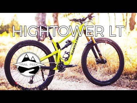 Dane's Santa Cruz Hightower LT Bike Check