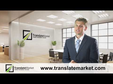 Translation Agency - TranslateMarket - Online Translation Services