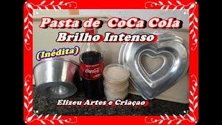 Pasta de Coca Cola Inédita Brilha Tudo