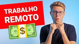Trabalho Remoto: Como Ganhar em Dólar com Programação? (feat X-Team)