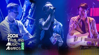Gambar cover HONNE x Phum Viphurit [Day 1 LIVE] @ JOOX Thailand Music Awards 2019