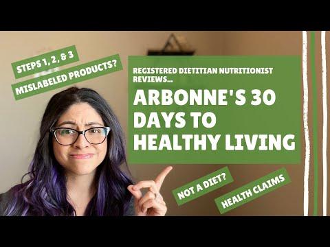 Arbonne's 30 Days