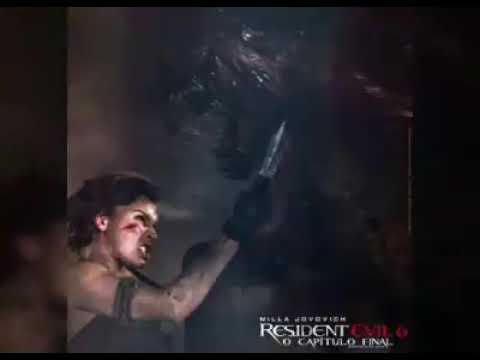 Resident Evil Te Final Chapter Bloodshot Youtube