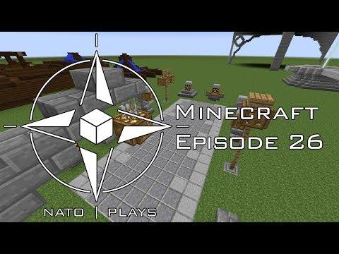 NATO Plays Minecraft - Episode 26: Lighting solutions