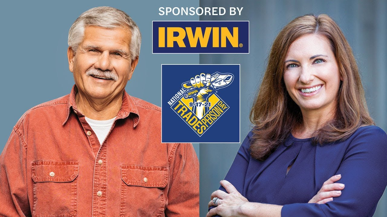 This Old House Celebrates National Tradesperson Day | Presented by Irwin Tools
