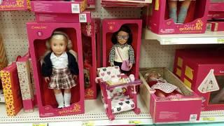 Our Generation Doll Hunt Target , Diner, Kitchen, Laundry Spin Set 2017
