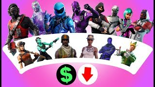 die RAREST SKINS in Fortnite und wie man sie IN 2019 CHEAP *Not Clickbait*