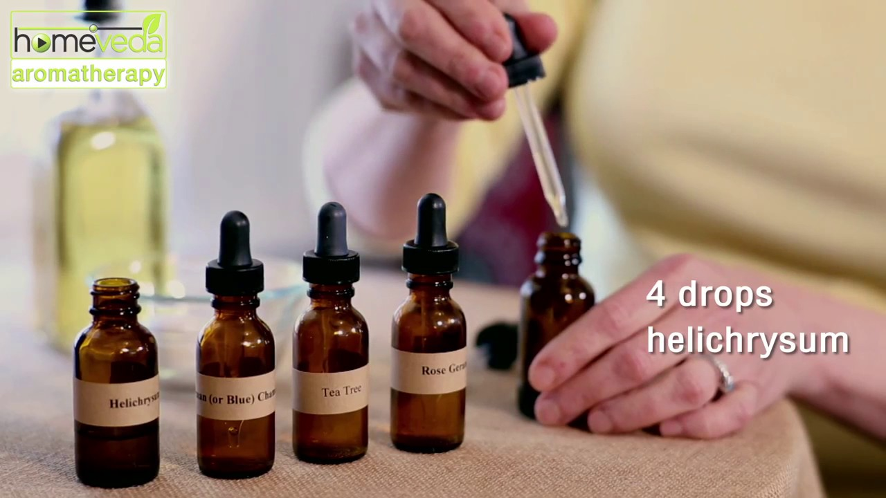 Treat Acne With Essential Oils Very Effective  Easy Recipe - Homeveda  Aromatherapy