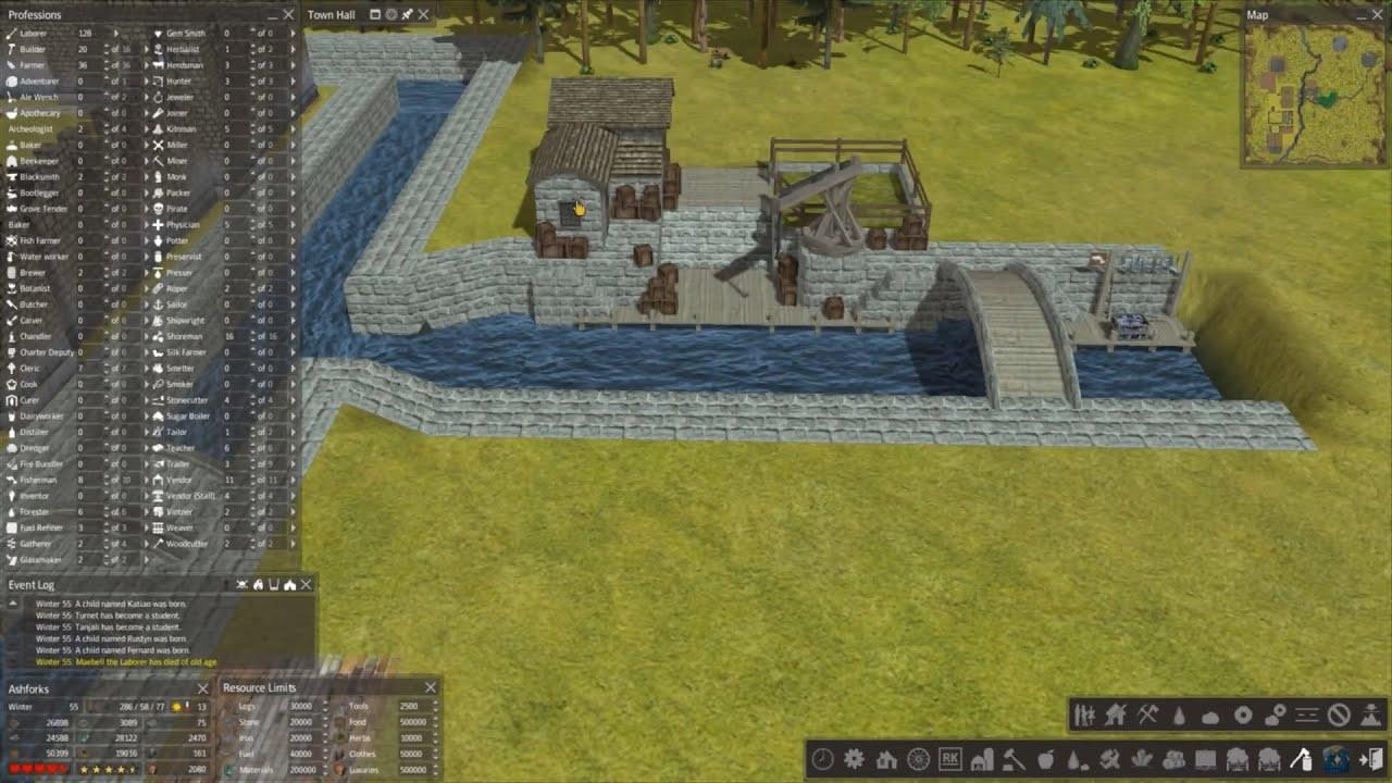 Best Building Mods For Banished