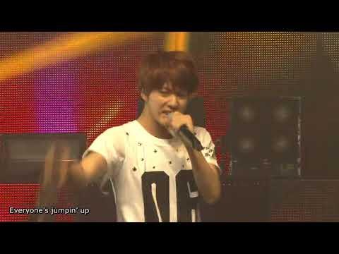 BTS - JUMP : BTS LIVE TRILOGY EPISODE II. THE RED BULLET