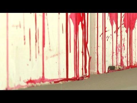 """Retrospective du """"graffeur érudit"""" Cy Twombly au centre Pompidou"""