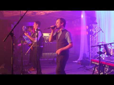 Fletch live at Chester Racecourse