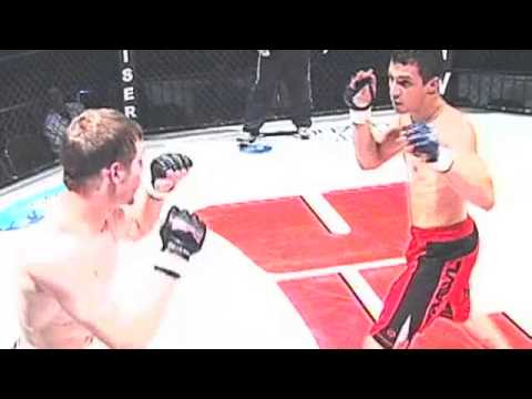 AFC 61 Jesse Cruz vs. Marshal Carlyle July 8th, 2009