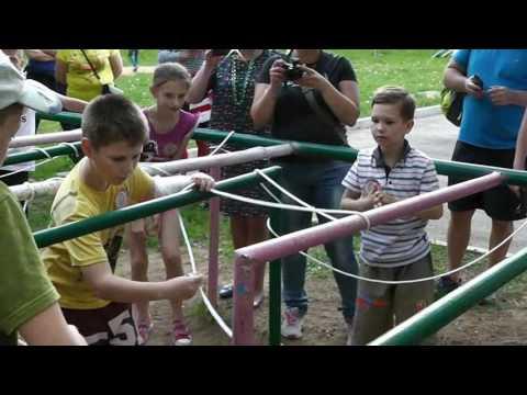 Форт Боярд для детей